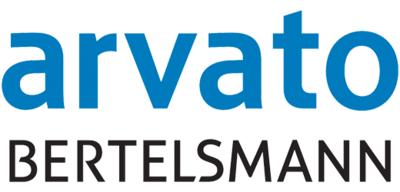 Logotyp for Arvato