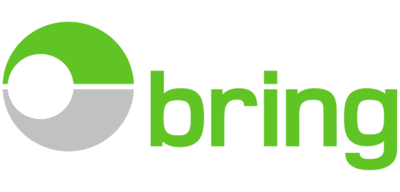 Logotyp for Bring