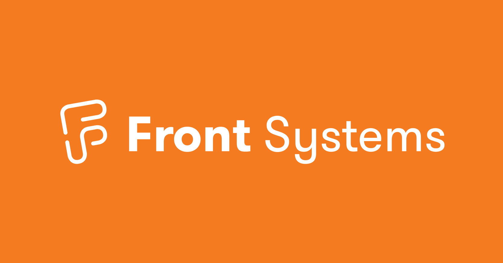 POS systemet Front system